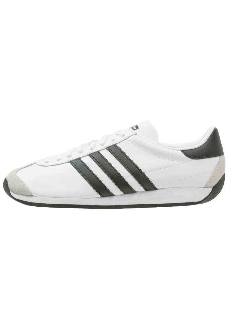 adidas Originals COUNTRY OG Tenisówki i Trampki white/core black - IBP93