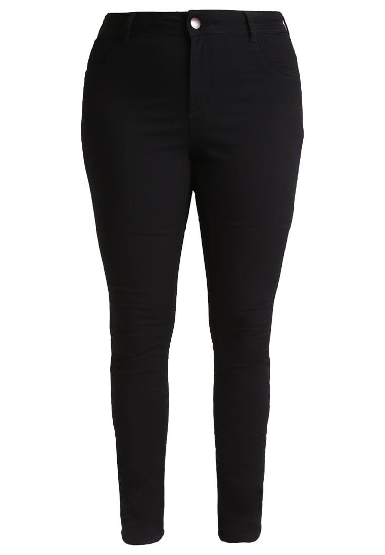 Zizzi AMY Jeansy Slim fit black - J99449A