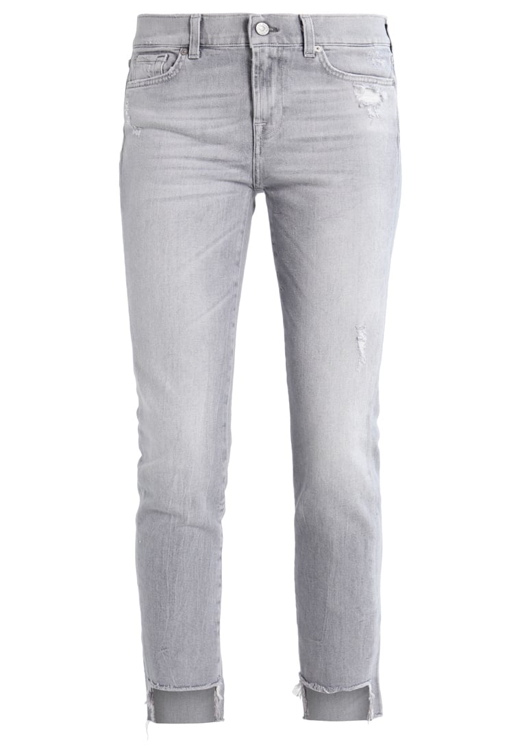 7 for all mankind ROXANNE Jeansy Slim fit cool grey - SLJR560