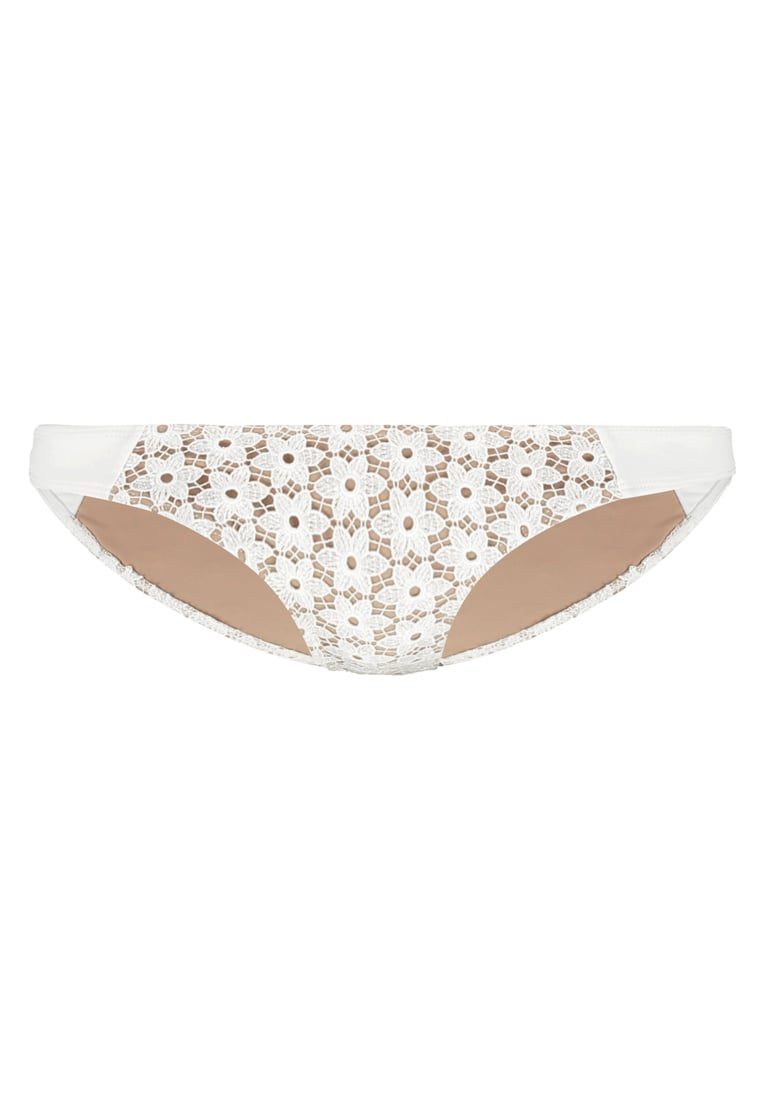For Love & Lemons ALICANTE Dół od bikini ivory - SWMB1054-SP17