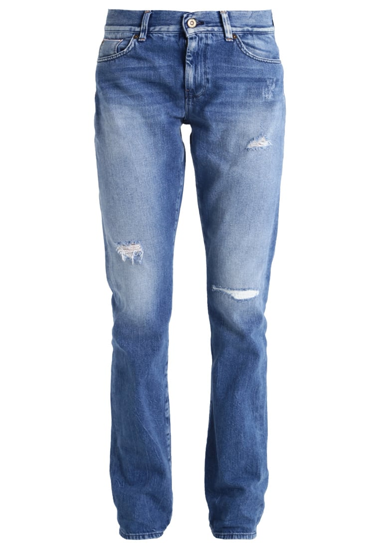 7 for all mankind Jeansy Relaxed fit selvedge bright - SW0R410