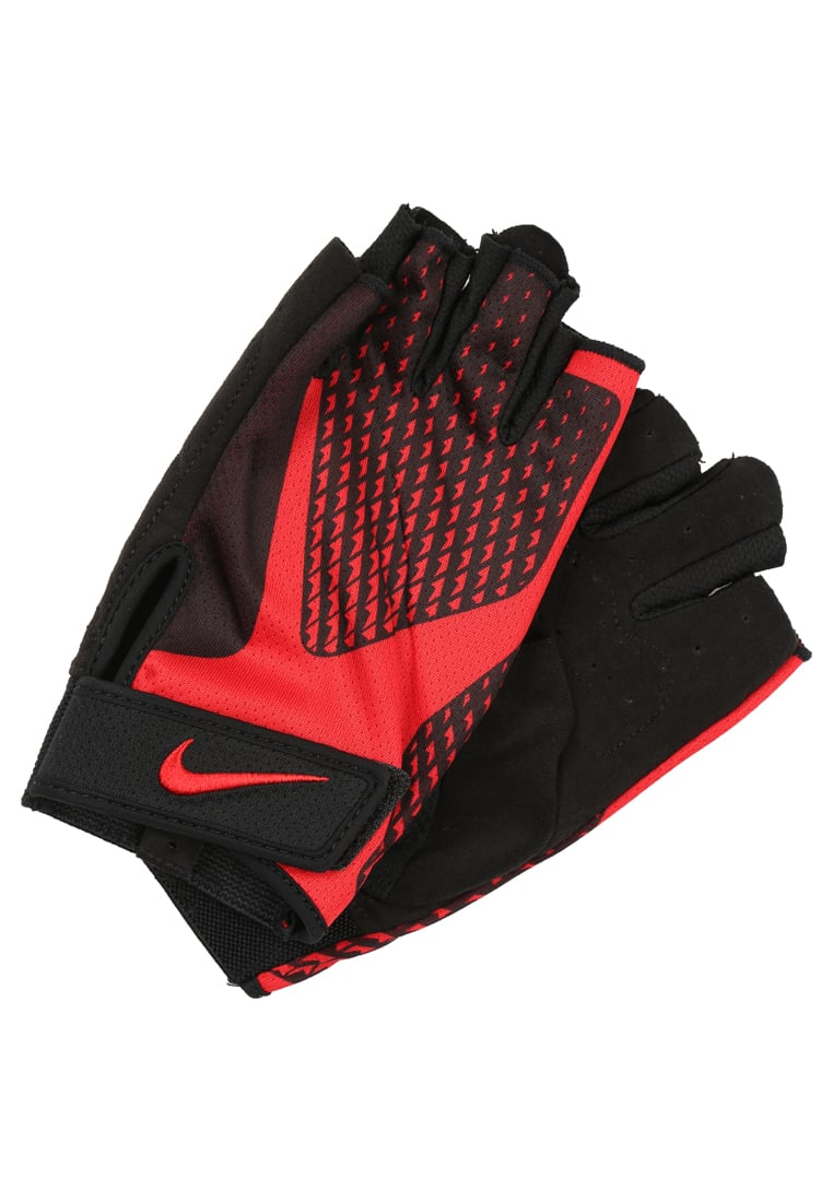 Nike Performance CORE Mitenki black/university red - 9092/43
