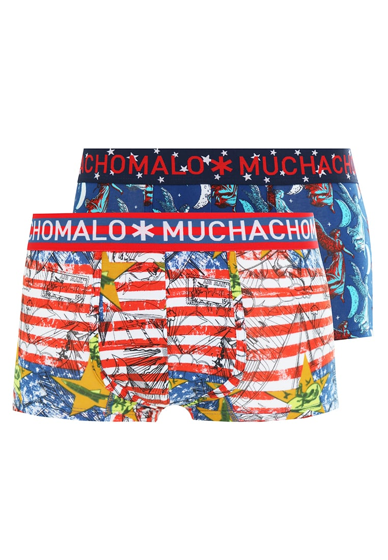 MUCHACHOMALO SINA 2 PACK Panty multicolor - 3020SINAX04