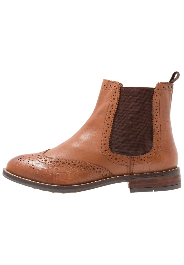 Dune London WIDE FIT WIDE FIT QUENTONS Ankle boot tan - 1178506690002511