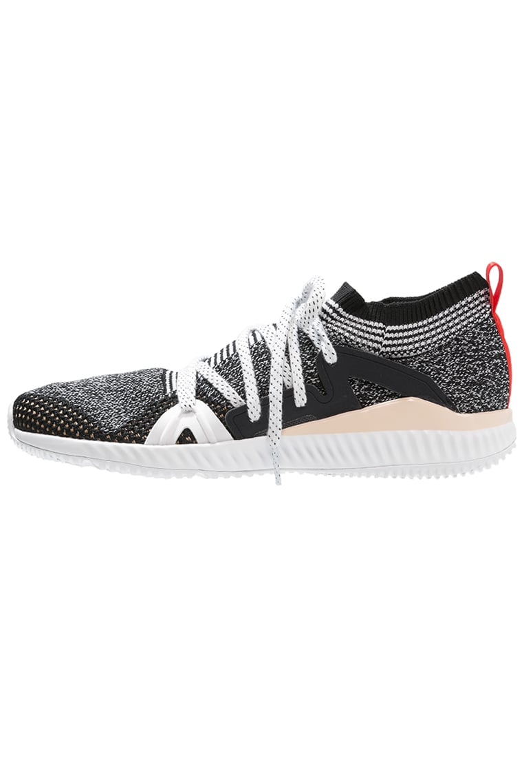 adidas by Stella McCartney EDGE TRAINER BOUNCE Buty treningowe solid grey/white/red