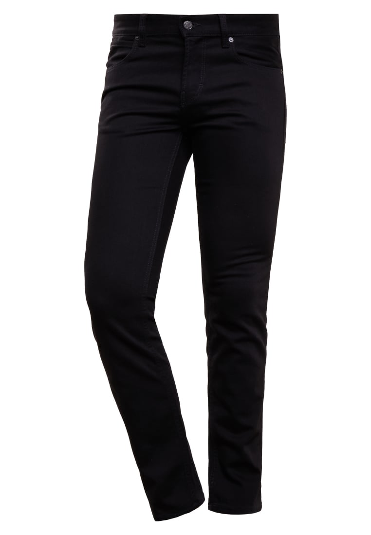 BOSS Orange Jeansy Slim fit black - 50302771
