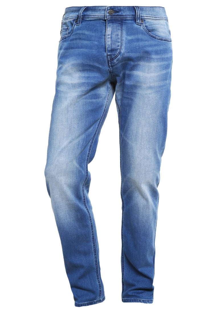 BOSS Orange ORANGE 90 Jeansy Relaxed fit bright blue - 50320406