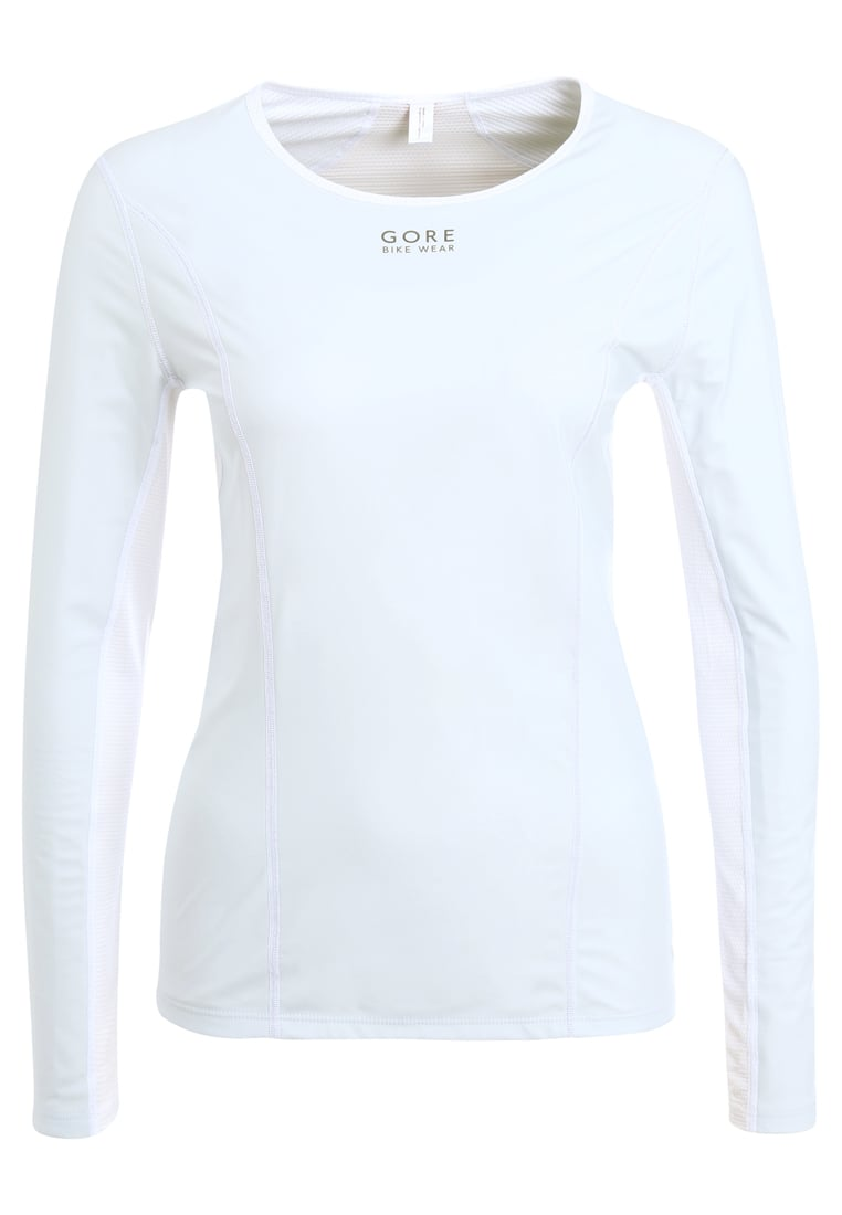 Gore Bike Wear BASE LAYER LADY Koszulka sportowa light grey/white - UWLSLA9201