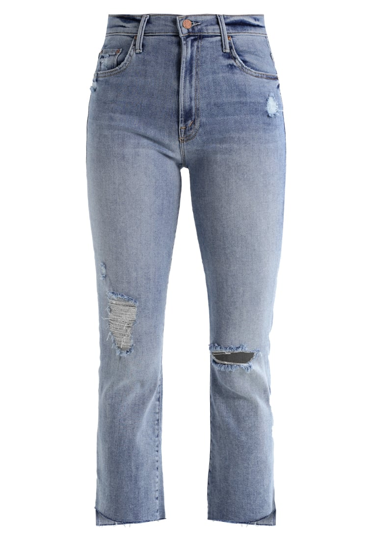 Mother INSIDER CROP STEP FRAY Jeansy Bootcut chatterbox - 1157-474