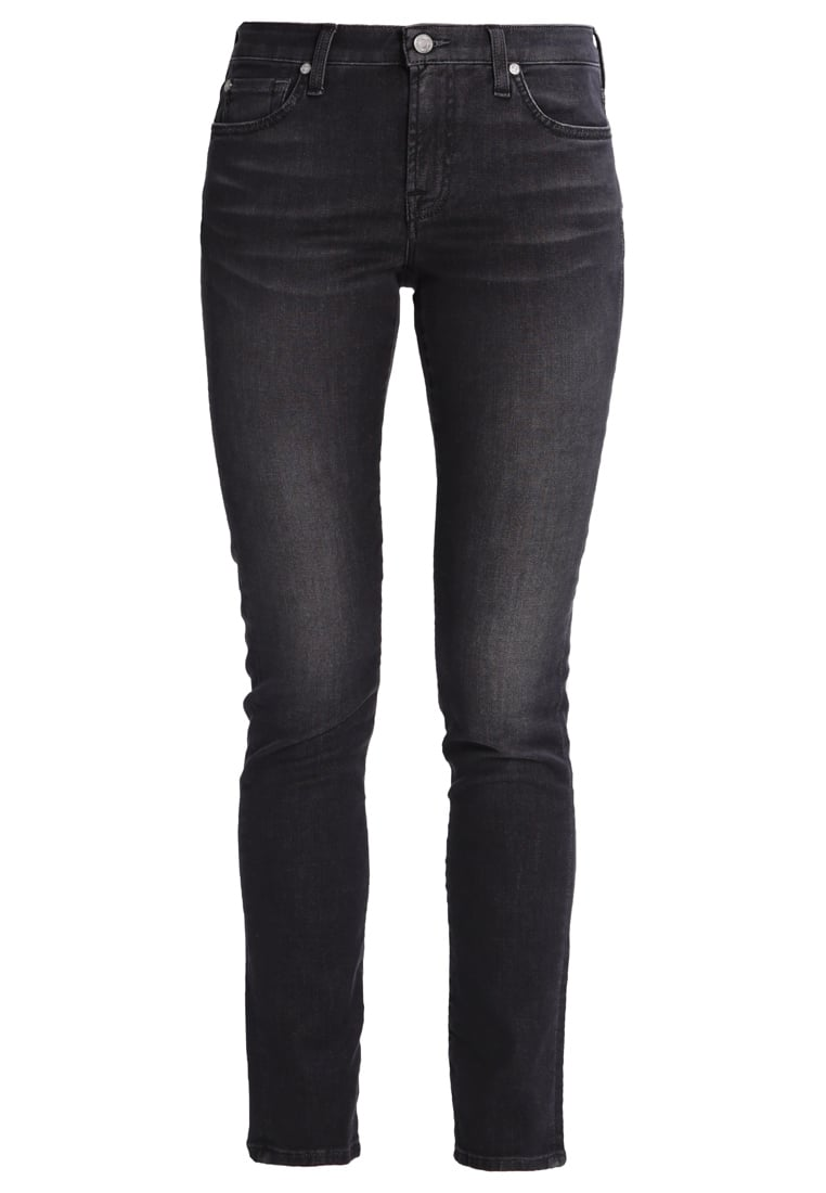 7 for all mankind PYPER Jeansy Slim fit black - SL4U360