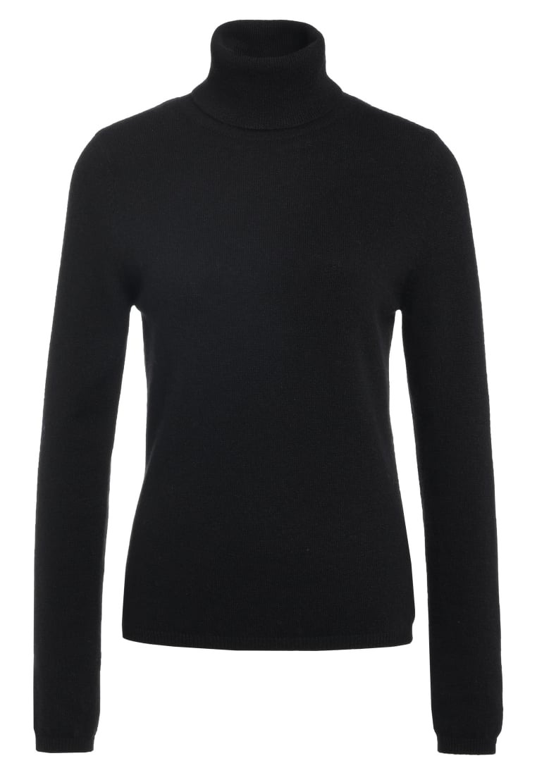 FTC Cashmere BASIC Sweter moonless night - 001-1140