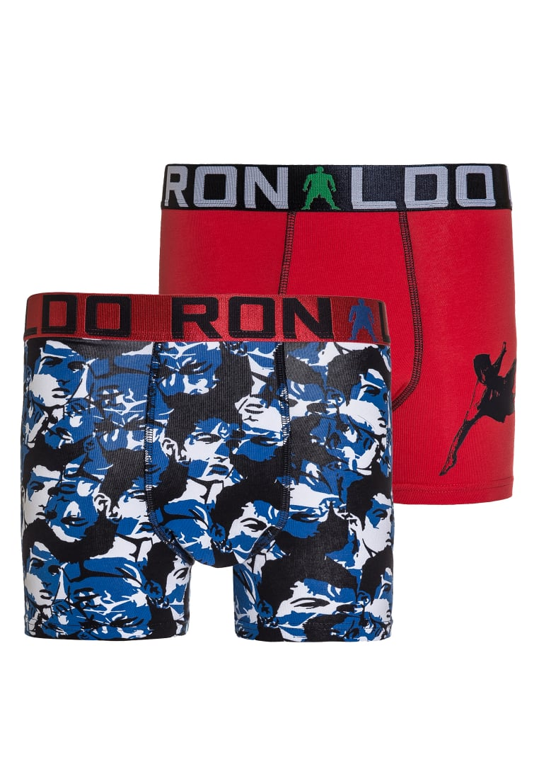 Cristiano Ronaldo CR7 2 PACK Panty red - 8400-51