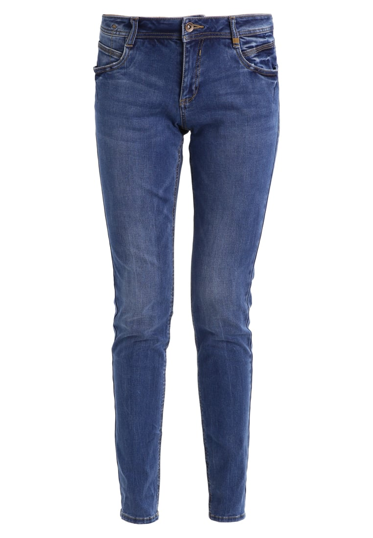 s.Oliver RED LABEL Jeansy Slim Fit middle blue