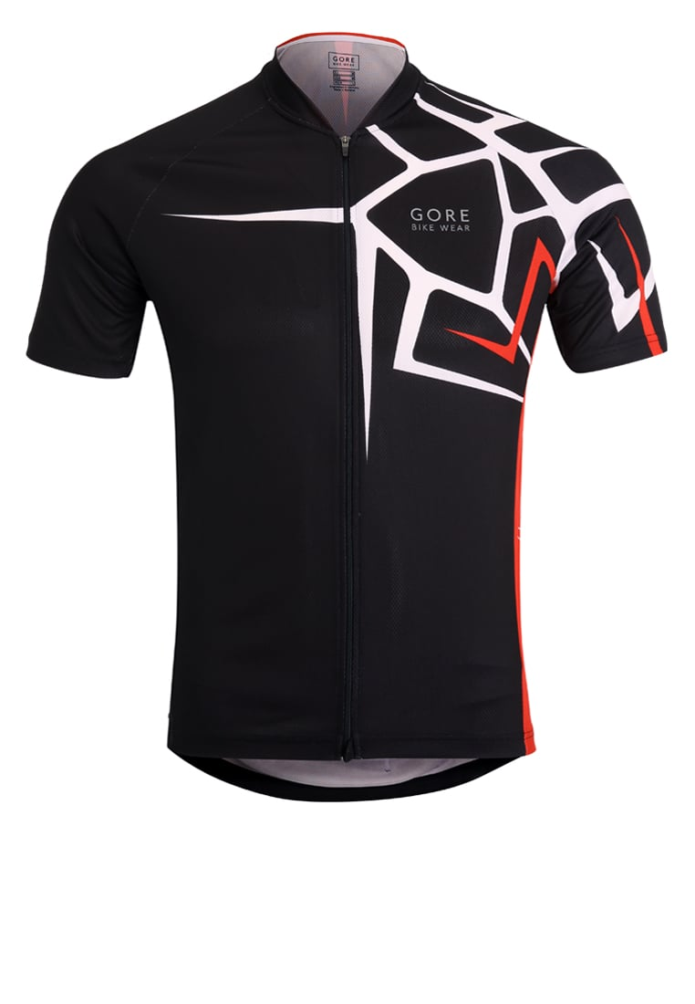 Gore Bike Wear ELEMENT ADRENALINE 4.0 Koszulka treningowa black - SELADR