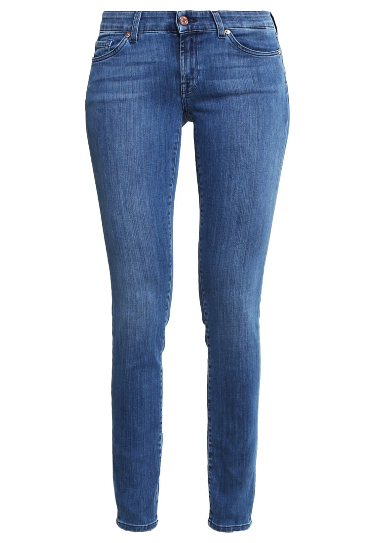 7 for all mankind CRISTEN Jeans Skinny Fit indigo mid - SWMK230ML