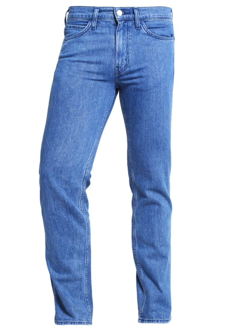 Levi's® Line 8 LINE 8 511™ SLIM FIT Jeansy Straight leg ot blue wash l8 - 29923