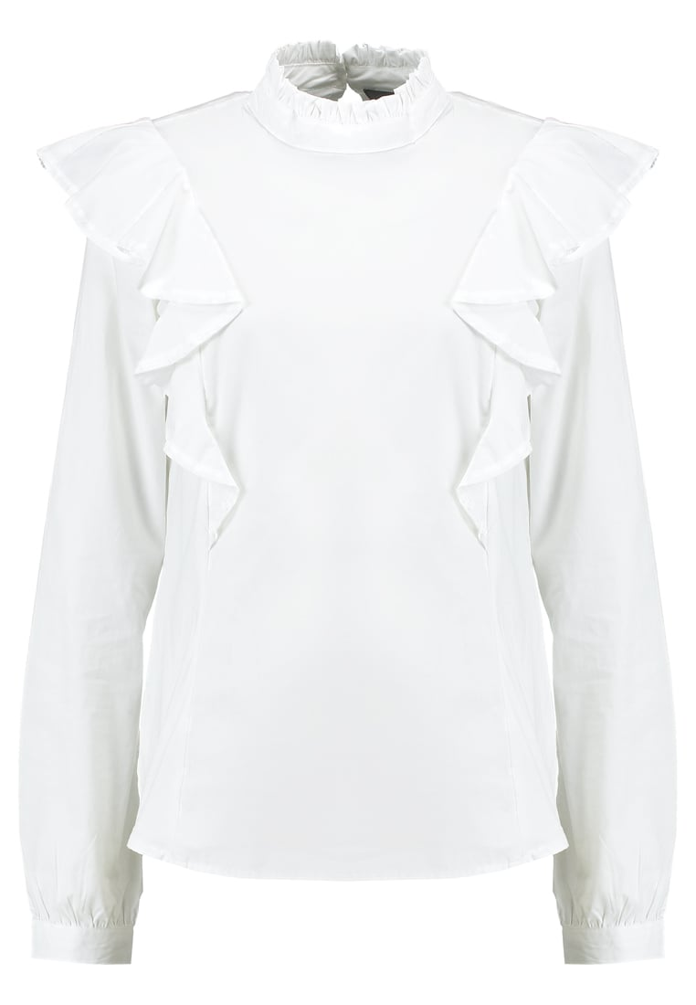 Vero Moda Tall VMCHRIS Bluzka snow white - 10190416