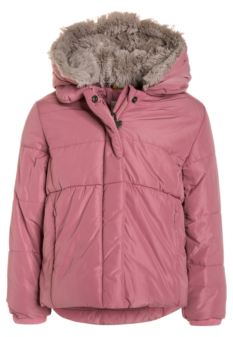 Steiff Collection ANORAK MINI GIRL STYLE Kurtka zimowa foxglove rose - 6723309