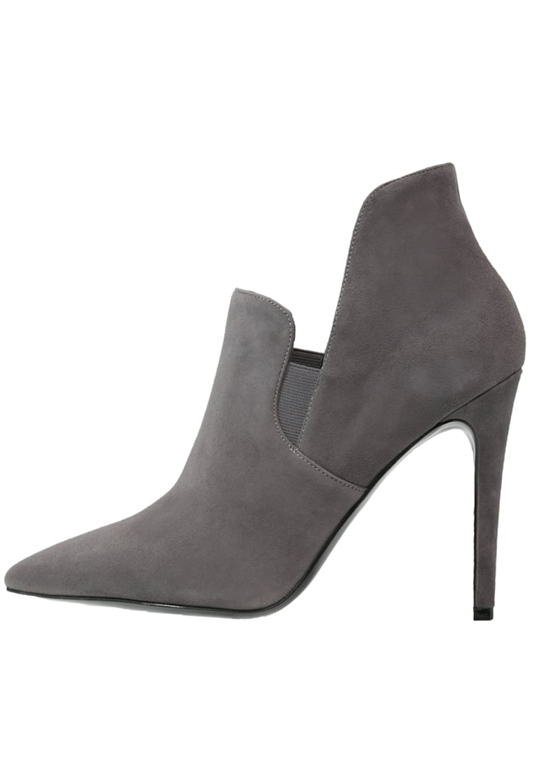 KENDALL + KYLIE AMBER Ankle boot new dark grey/black - KKAMBER/03