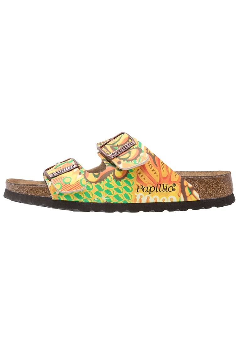 Papillio ARIZONA Kapcie african wax gold - 1004906