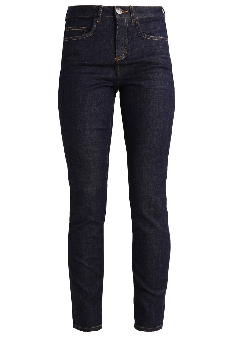 Opus EBBY Jeansy Slim fit blue raw - 223853893