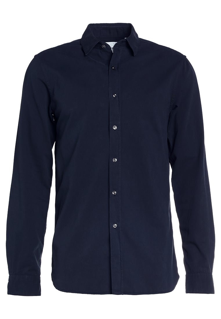 Essentiel Antwerp MINSPECT Koszula dark navy - M-Inspect Regular Shirt