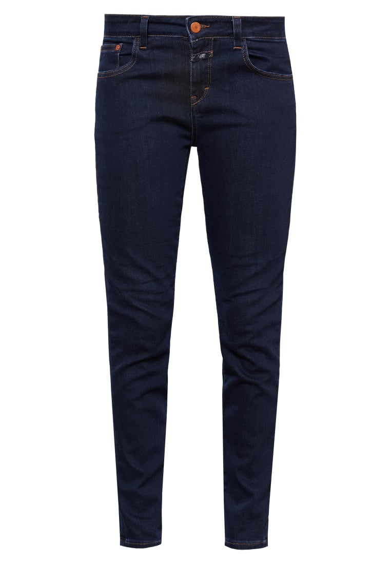 CLOSED BAKER Jeansy Slim fit deep blue - C91833-0G3-DW