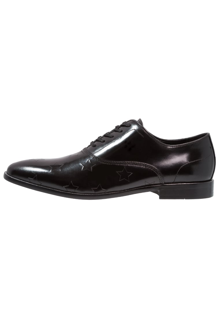 ALDO COLLAMATO Oksfordki black - COLLAMATO
