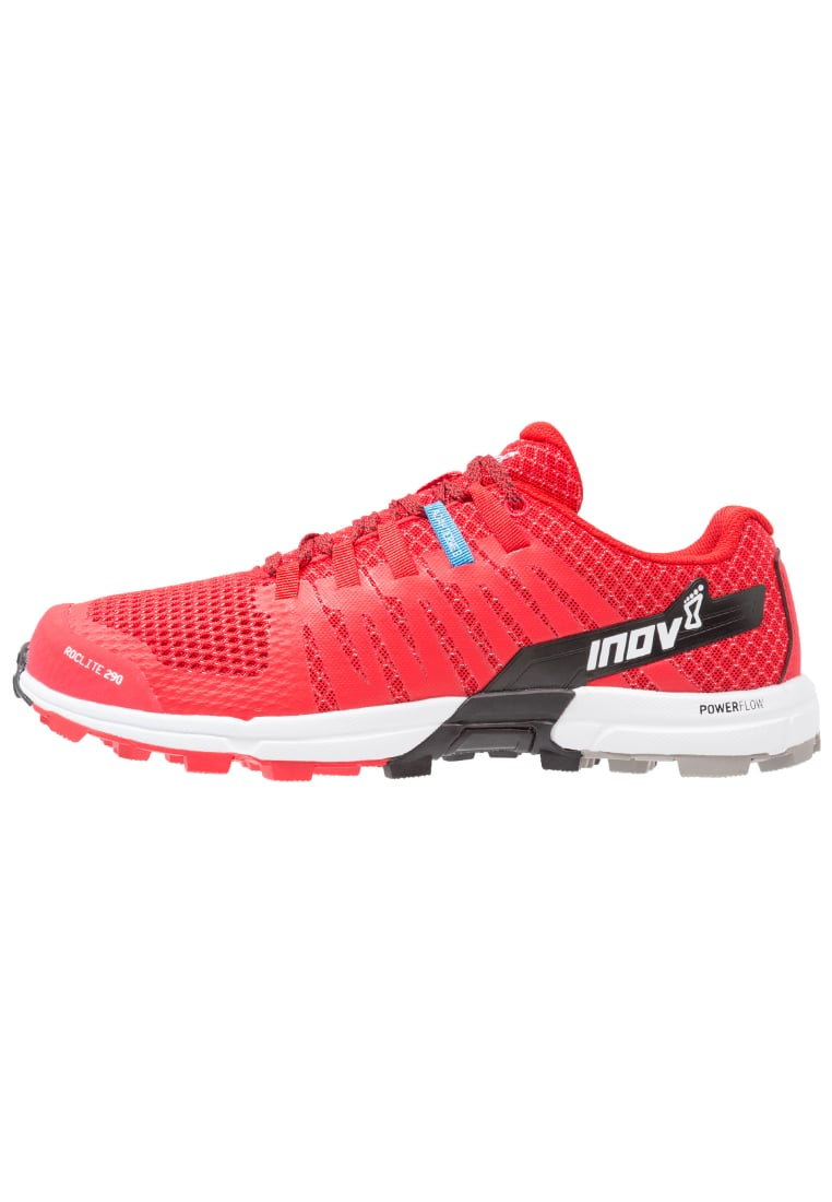 Inov8 ROCLITE 290 Buty do biegania Szlak red/black/white - 000562