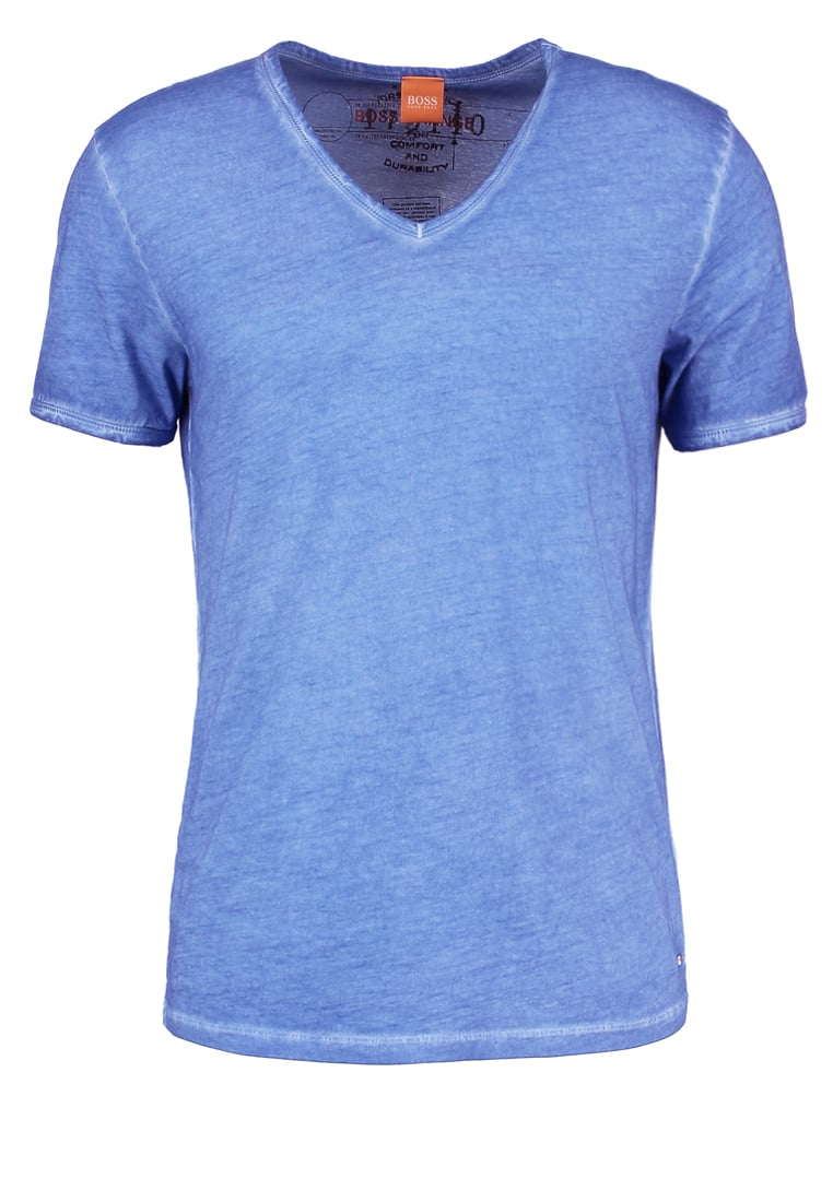 BOSS Orange TOULOUSE Tshirt basic blue - 50270989