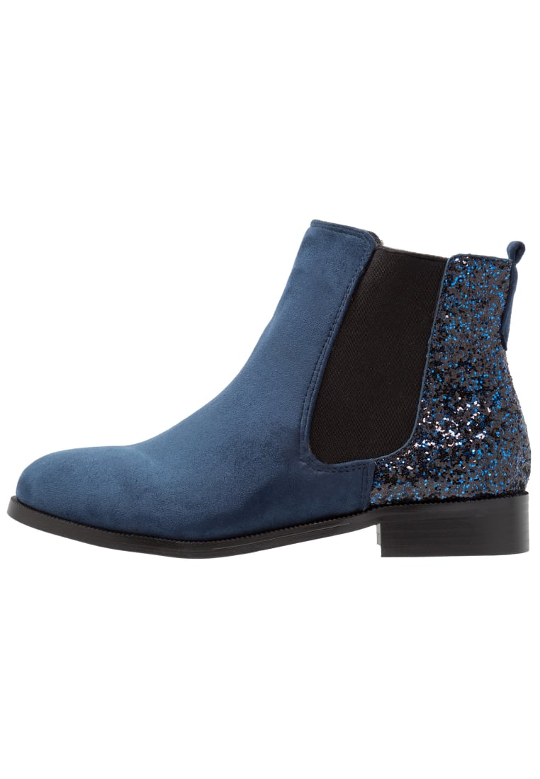 Divine Factory Ankle boot navy - TDF3131