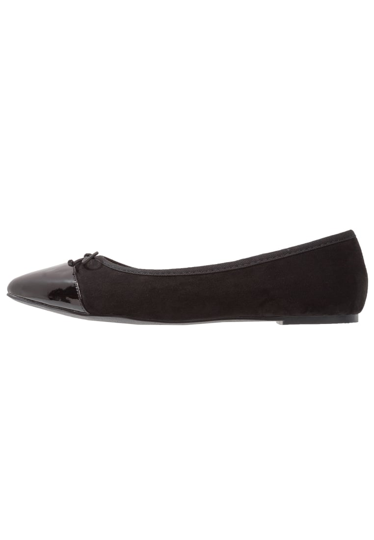 Dorothy Perkins Wide Fit POLLY Baleriny black - 35264401, 35264411