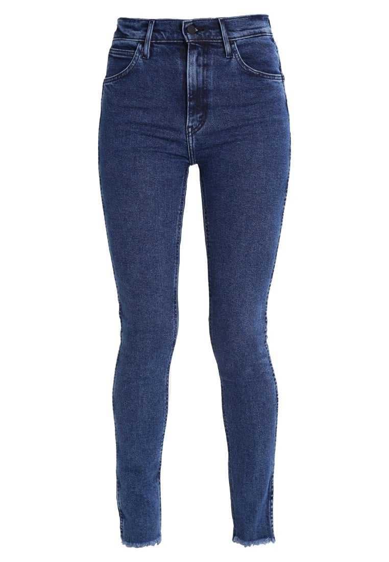 Levi's® Line 8 L8 HIGH SKINNY Jeansy Slim fit fence - 29423