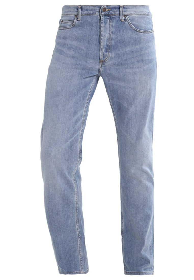 Carhartt WIP TEXAS SPICER Jeansy Relaxed fit blue true bleached - I023073