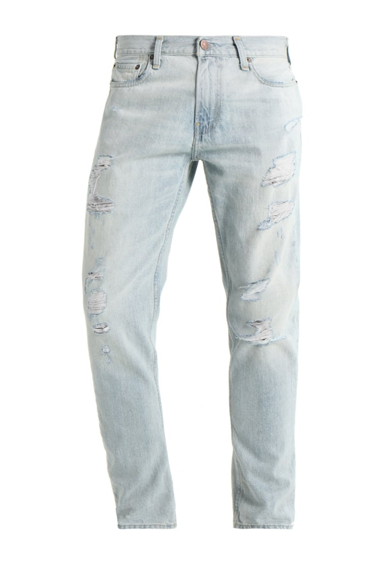 Hollister Co. Jeansy Relaxed fit light - KI331-7007-413175