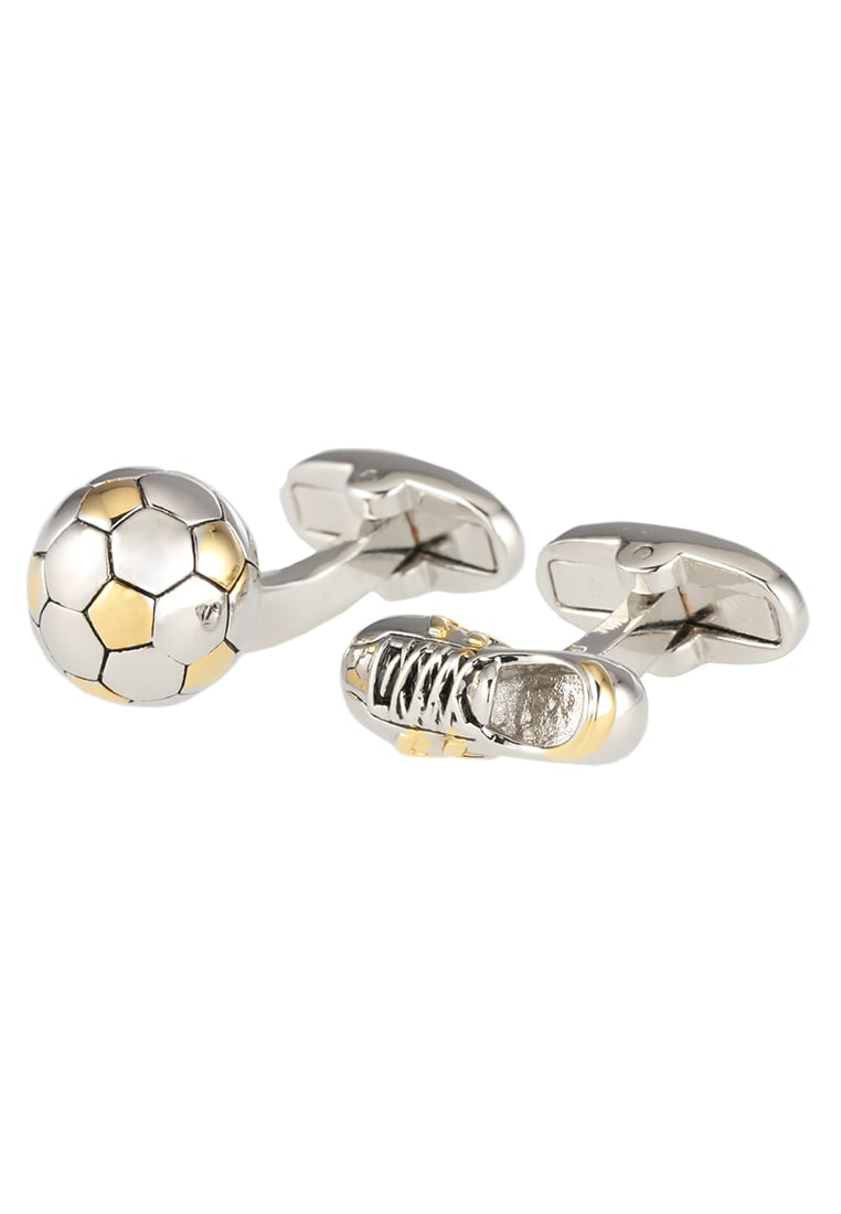 Paul Smith FOOTBALL Spinka do mankietów silvercoloured - ATPCCuffFball