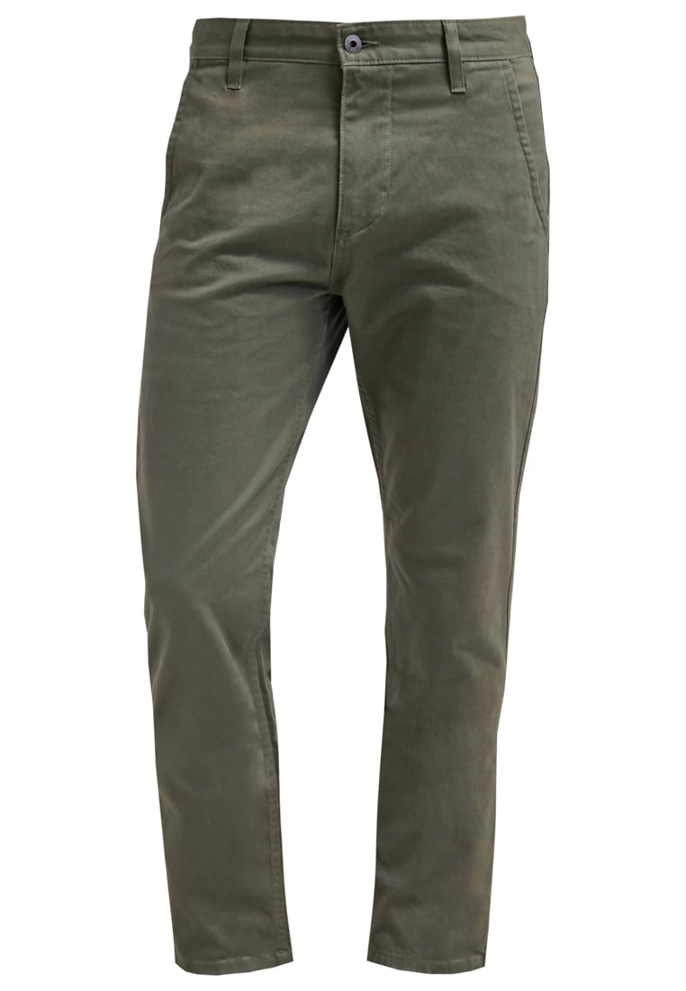 DOCKERS ALPHA Chinosy olive core - 44715