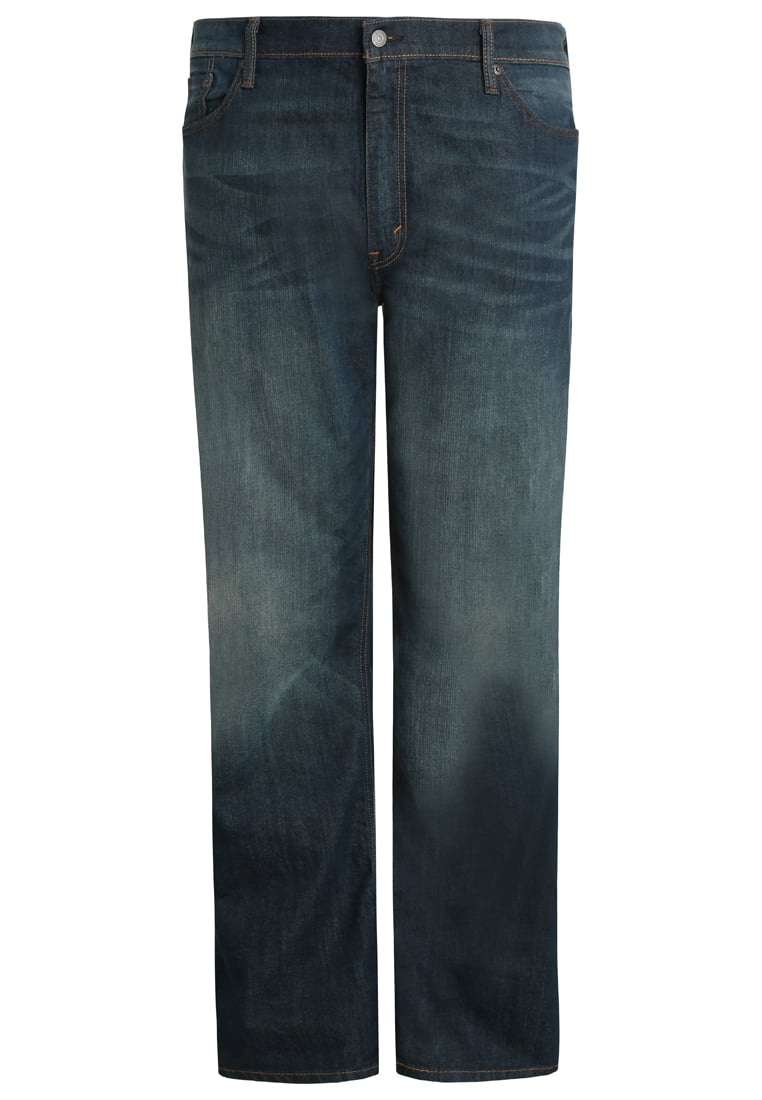 Levi's Big & Tall 541 BIG & TALL Jeansy Relaxed fit midnight - 18757