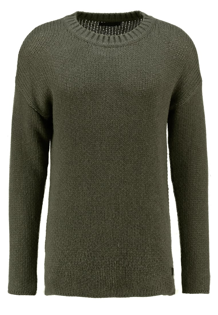 Tiger of Sweden Jeans BOXY Sweter olive - W61605002