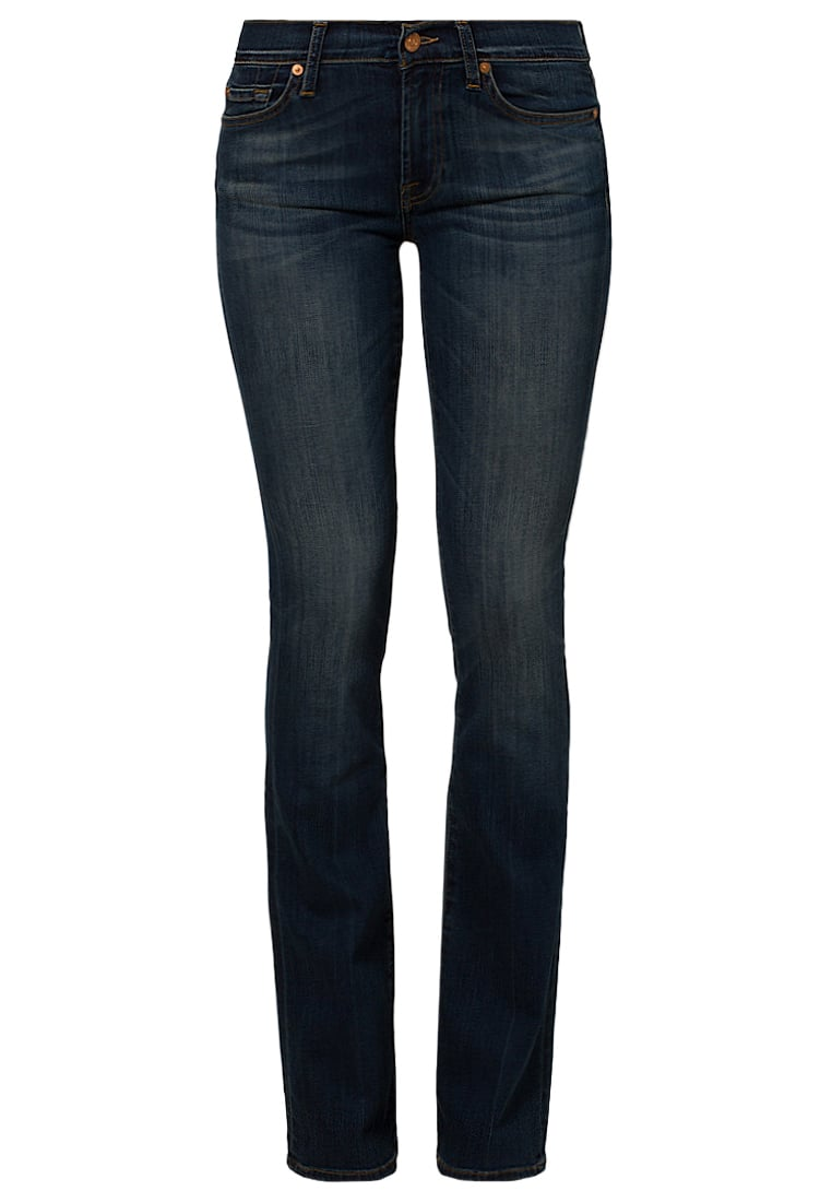 7 for all mankind Jeansy Bootcut brooklyn dark - SWBK230