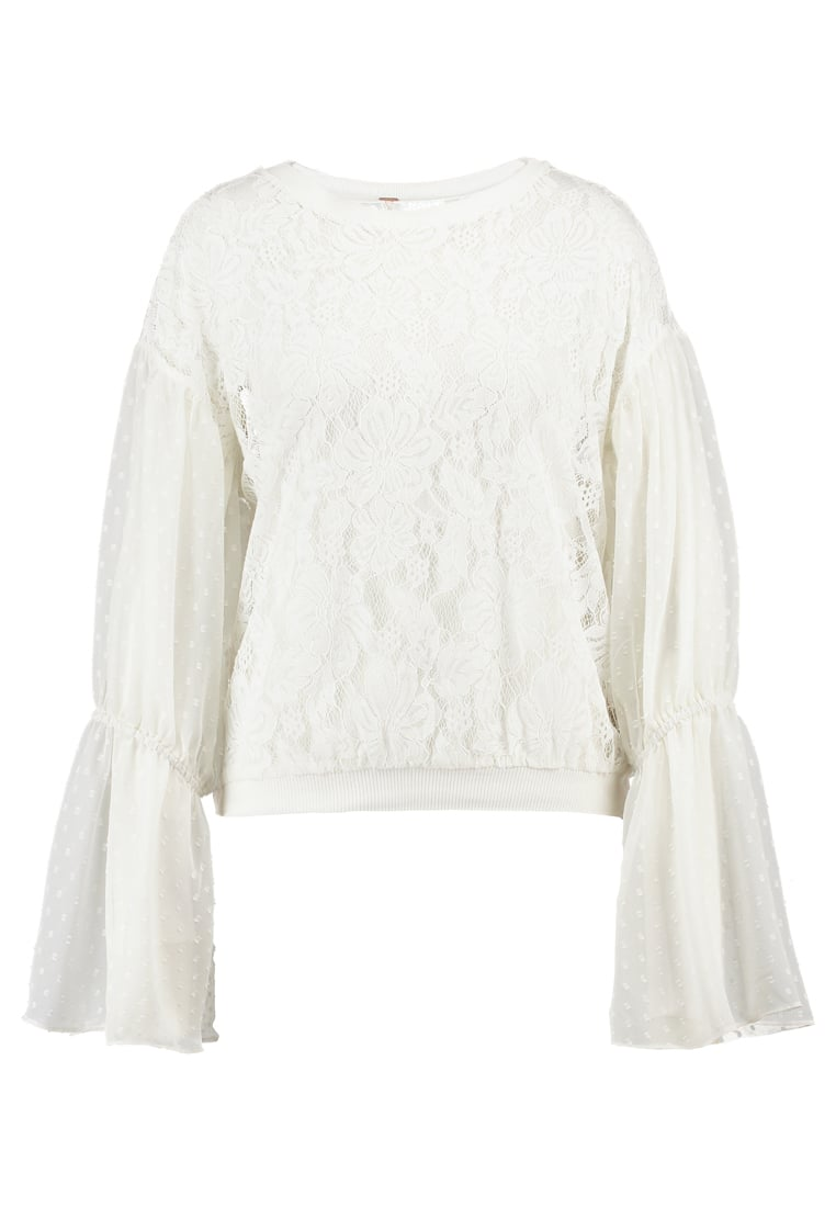 Free People SOMETHING LIKE LOVE Bluzka ivory