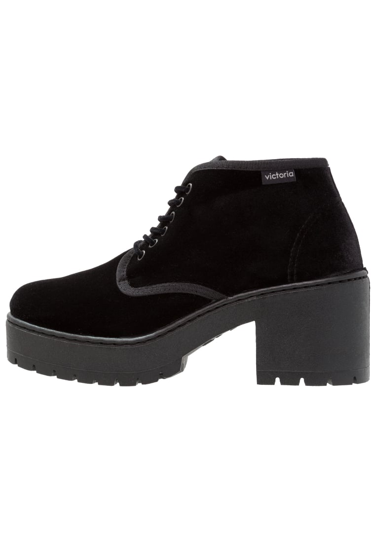 Victoria Shoes Ankle boot black - 1095112