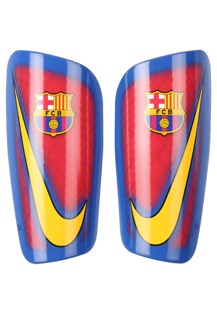 Nike Performance MERCURIAL LITE FC BARCELONA Nagolenniki prime red/game royal/university gold - SP2090