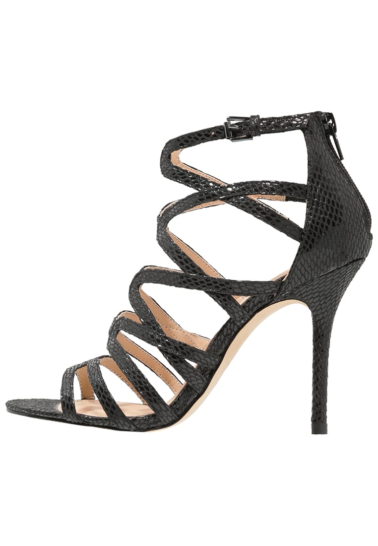 Head over Heels by Dune MEEMI Sandały black - 571508750025046