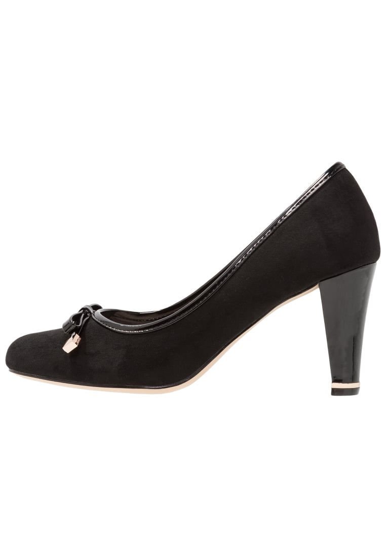Dorothy Perkins Wide Fit CAROLE Czółenka black - 35268101