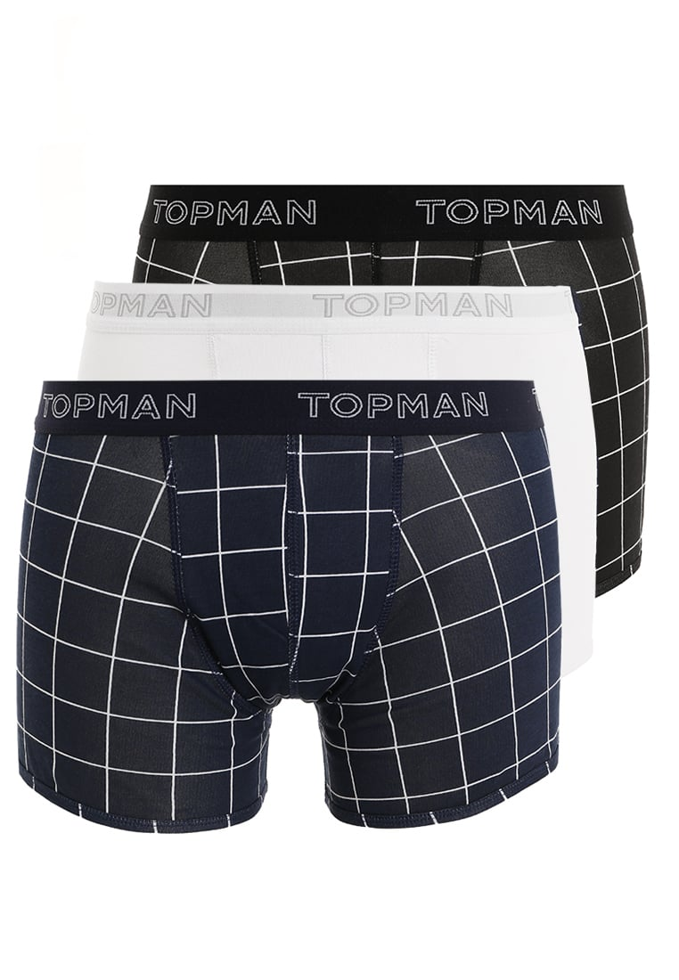 Topman 3 PACK Panty multi bright - 52K21MMUL