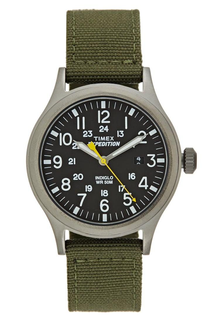 Timex EXPEDITION SCOUT Zegarek black/green - T49961