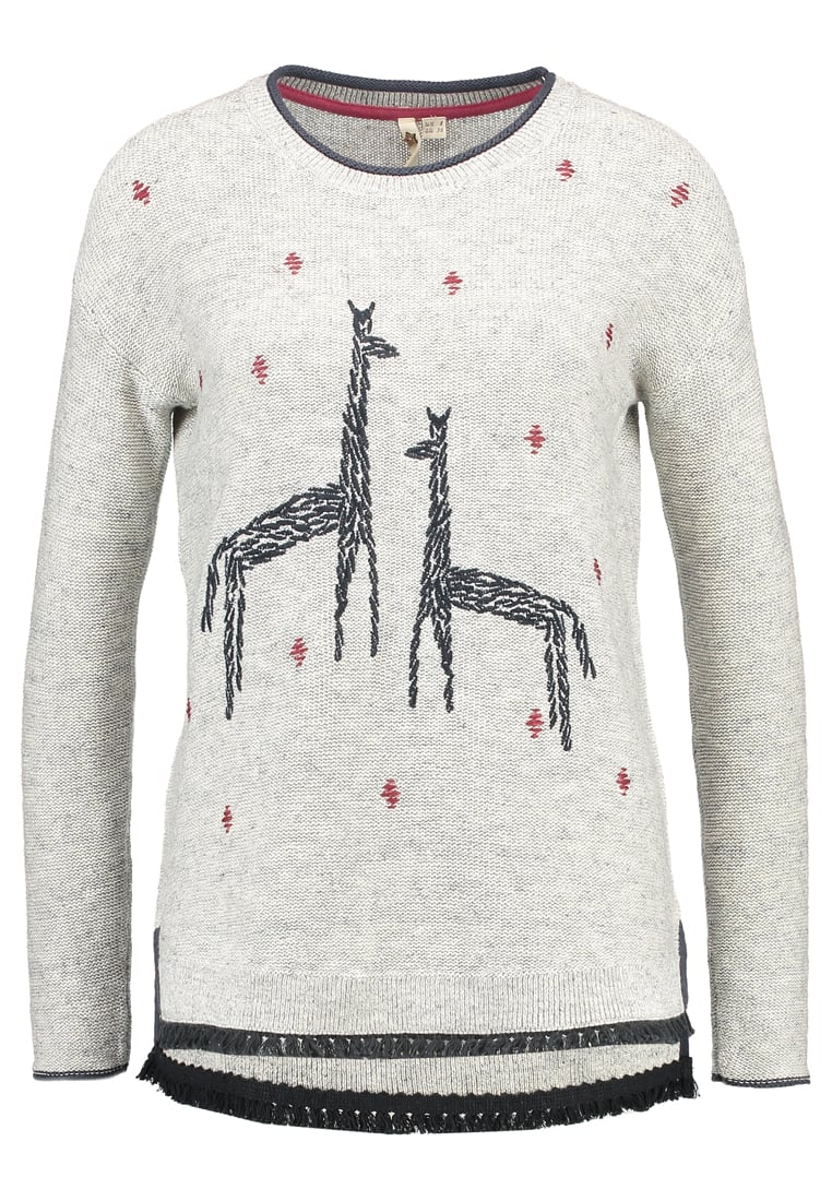 White Stuff CANTER Sweter grey - 420724