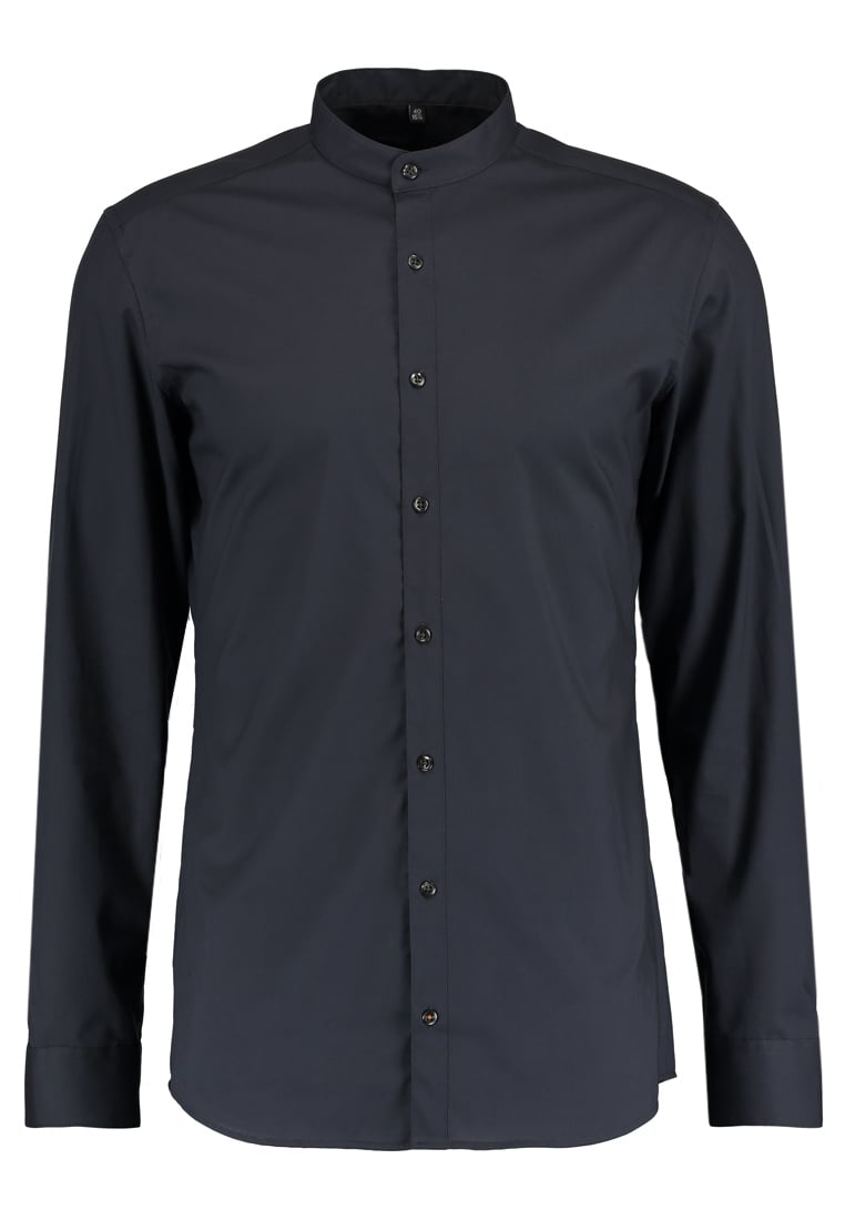 Eterna SLIM FIT Koszula anthrazit - Slim Fit Stehkragen