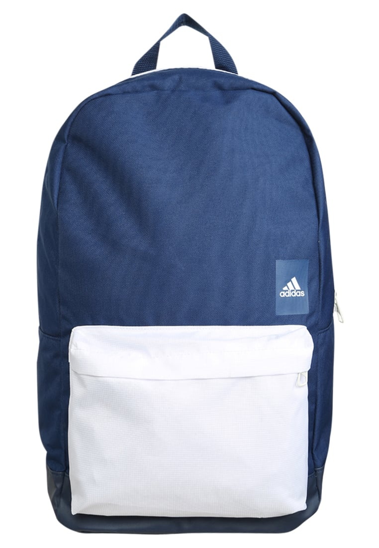 adidas Performance CLASSIC Plecak blue/navy/white - BUN57